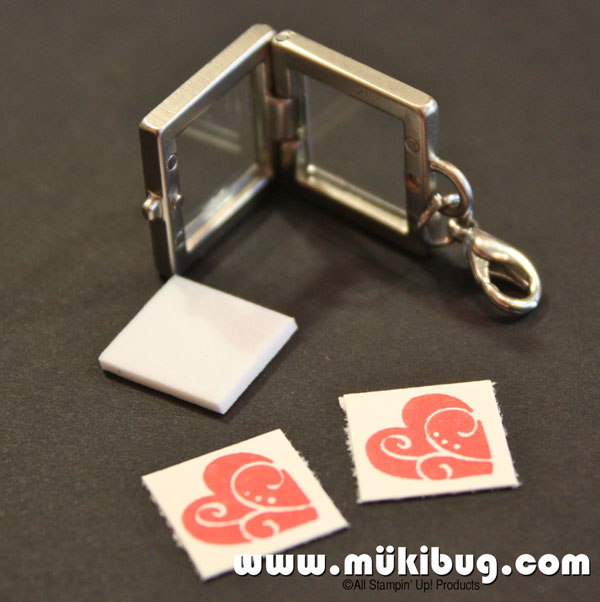 Simply Adorned™ Square Charm Open