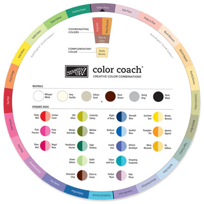 Color Coach wheel